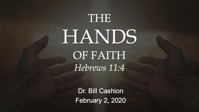 The Hands of Faith